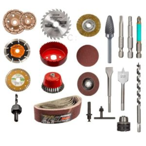 Инструменты и расходные материалы